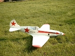 MIG-3 - Scale WW2 Russian fighter Model Airplane Kit