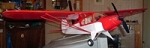 Piper PA-12 Supercruiser - American Civilian Monoplane Model Airplane Kit