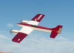 Super Sportwin - Twin-engine sport Model Airplane Kit