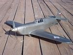 Rogozarski IK-3 - Scale WW2 Yugoslavian fighter Model Airplane Kit