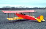 Curtiss Canuck  N023 - Sport ~1/9 scale WW1 Canadian trainer Model Airplane Kit