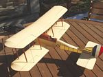 RAF B.E.2c  N073 - Sport 1/12 scale WW1 British observation Model Airplane Kit