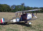 Sopwith Camel  N117 - Sport 1/9 scale WW1 British fighter Model Airplane Kit