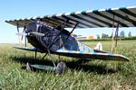 Fokker D.VII  N156 - Sport 1/6 scale WW1 German fighter Model Airplane Kit