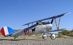 Nieuport 24  N189 - Sport 1/8 scale WW1 French fighter Model Airplane Kit