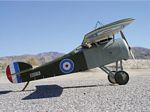 Sopwith Swallow  N183 - Sport 1/9 scale WW1 British fighter Model Airplane Kit