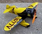 Gee Bee Z - Sport scale American Golden Age racer Model Airplane Kit