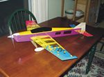 Jellybean - Sport model Model Airplane Kit