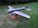 Junkers Ju-88 - Scale WW2 German bomber Model Airplane Kit