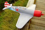 Lavochkin La-7 - Scale WW2 Russian fighter Model Airplane Kit