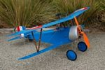 Nieuport 11 Bebe - Sport scale French WW1 Fighter Model Airplane Kit