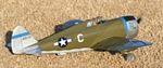 Republic P-47 Thunderbolt - Sport scale WW2 American fighter Model Airplane Kit