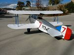 Powell PH-2 Racer - Scale 1920's US Civilian Racer Biplane Model Airplane Kit