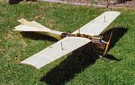 Antoinette 1909 - Scale Early French Model Airplane Kit