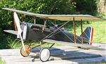 RAF SE-5A - Sport scale British WW1 Fighter Model Airplane Kit