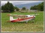 C-180 - Scale Postwar Civilian Monoplane Model Airplane Kit