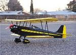 Inspirer - Sport Biplane Model Airplane Kit