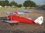DeHavilland Tiger Moth - Scale 1930's British Trainer Biplane Model Airplane Kit