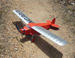 Verville Air Coach - Sport scale American Golden Age Model Airplane Kit