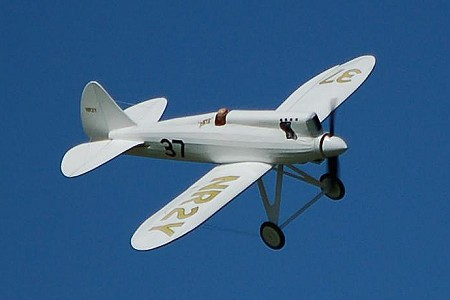 Howard DGA-3 Pete - Scale Golden Age Civilian Monoplane Model Airplane Kit