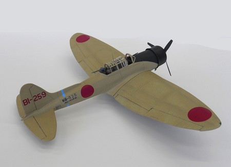 Aichi Type 99 Val - Sport scale WW2 Japanese Attack Model Airplane Kit
