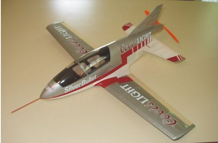 Bede BD-5 - Sport scale model Model Airplane Kit