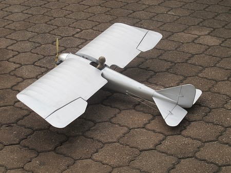 LWF Cato Butterfly - Scale Model Airplane Kit Model Airplane Kit