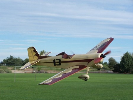 Hybrid Spacewalker - Sport Model Airplane Kit
