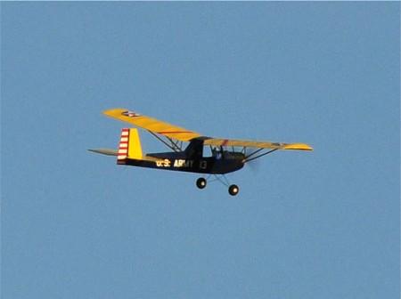 J-3 Kitten - Sport scale American Homebuilt Model Airplane Kit