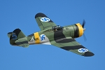 Curtiss Hawk 75 - Scale Model WW2 Fighter