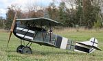 Fokker D.VII - Sport scale German WW1 Fighter Model Airplane Kit