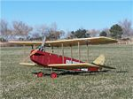 Standard J-1 - Scale WW1 Trainer Biplane Model Airplane Kit