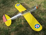 Ryan PT-22 - Scale US Trainer Monoplane Model Airplane Kit