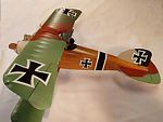 Albatros D.III  N019 - Sport 1/10 scale WW1 German fighter Model Airplane Kit