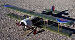 Avro 504  N021 - Sport 1/10 scale WW1 British observation Model Airplane Kit