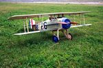 SPAD XIII   N185 - Sport 1/6 scale WW1 French fighter Model Airplane Kit