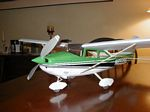 C-182 - Sport scale model Model Airplane Kit