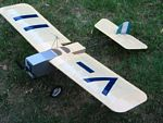 Castaibert - Scale Early French Racer Model Airplane Kit