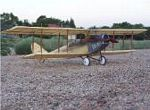Curtiss JN-1 Jenny - Scale WW1 Trainer Biplane Model Airplane Kit