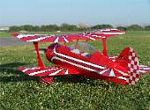 Pitts Model 14 - Scale Civilian Biplane Model Airplane Kit