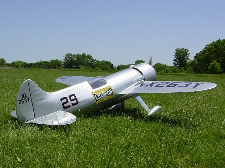 Turner Special LTR-14 Model Airplane Kit